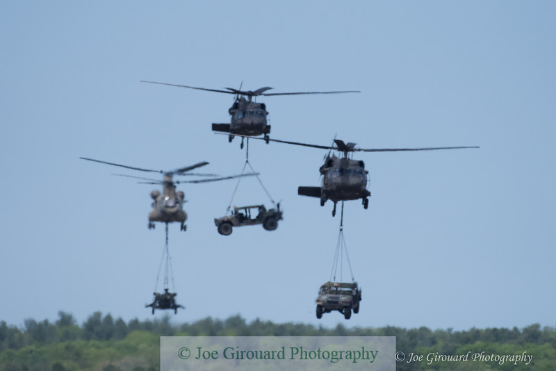 2017 RI National Guard Open House Air Show