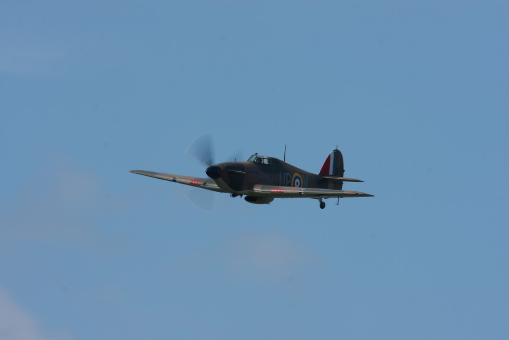 Throckmorton airshow uk