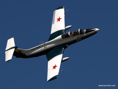 1972 Aero L-29 Delfin C/N 194428