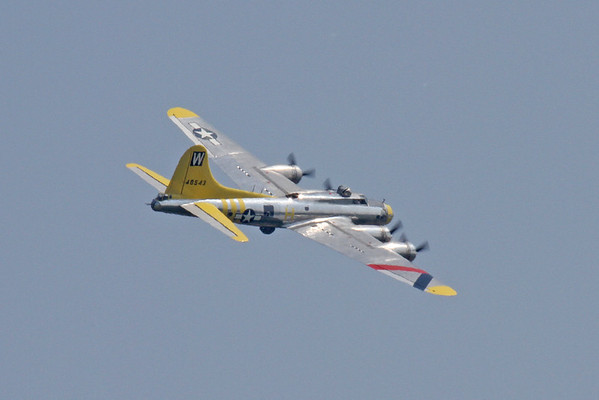 Warbirds Over the Beach - May 2011