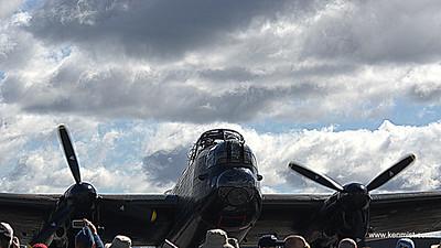 Canadian Warplane Heritage Museum Lancaster.