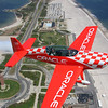 Sean Tucker; jones beach airshow; fleet week; nyc; new york; airshow; srsimages; oracle; scott snorteland; air to air; aerobatics