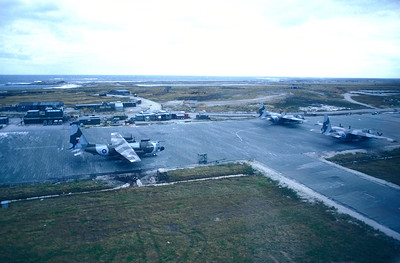 RAF Stanley, 1986.