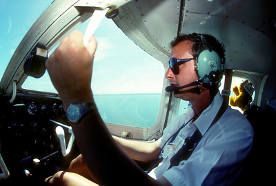 Self, seaplane,Oshkosh, USA 1992