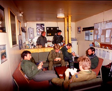 F RAF CREW ROOM