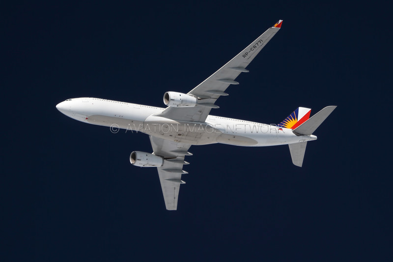 RP-C8771 | Airbus A330-343 | Philippine Airlines