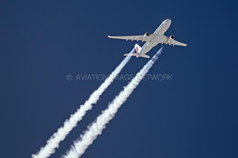 B-6080 | Airbus A330-243 | Air China