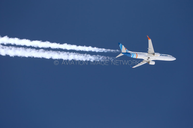 A6-FEG | Boeing 737-8KN | flydubai