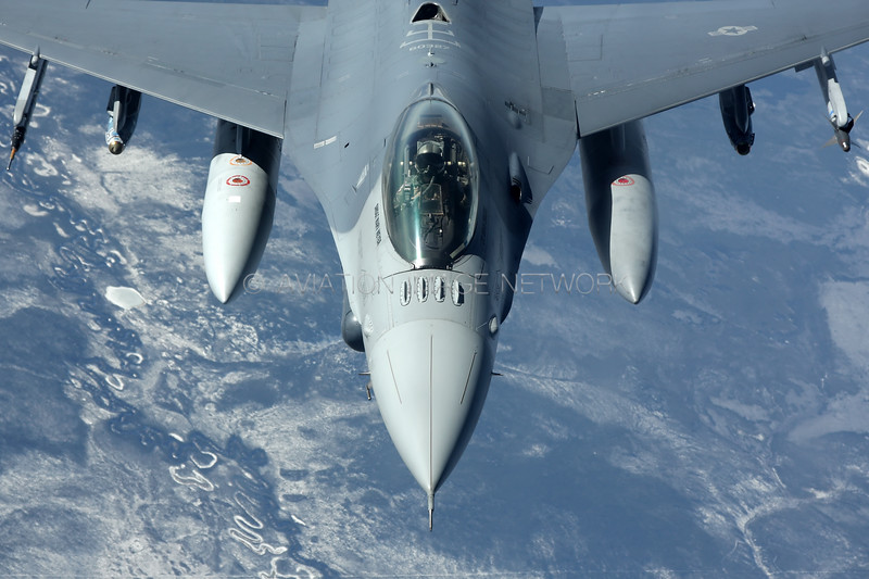 86-0327   General Dynamics F-16C   United States Air Force