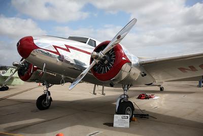 MIRAMAR, CA - Lockheed L-10 Electra