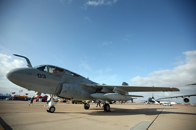 MIRAMAR, CA - EA-6B Prowler