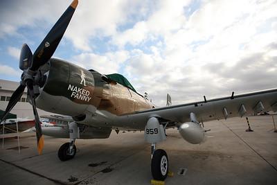 MIRAMAR, CA - A-1E Skyraider