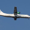 EI-REH<br /> An Aer Lingus Regional (Aer Arann) ATR ATR 72-202 on approach to Glasgow Airport.