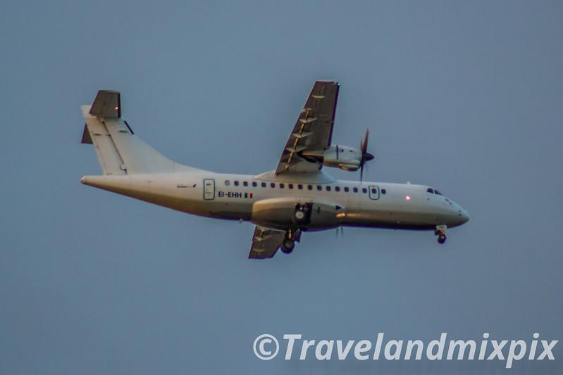 EI-EHH<br> Stobart Air<br> ATR 42-300<br> Glasgow Airport<br> 01/01/2017<br> <i>On an Aer Lingus Regional service</i>