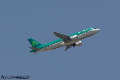 EI-DVE Airbus A320-214 Aer Lingus Malaga Airport 30/06/2015