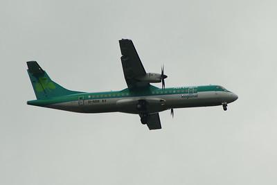 EI-REM Aer Lingus Regional (Aer Arann) ATR 72-500 Glasgow Airport 28/05/2014
