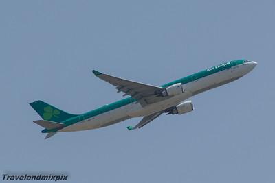 EI-EDY Airbus A330-302 Aer Lingus Malaga Airport 30/06/2015