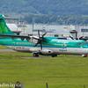 EI-FAS<br /> Aer Lingus Regional (Stobart Air)<br /> ATR 72-600<br /> Glasgow Airport<br /> 24/06/2017