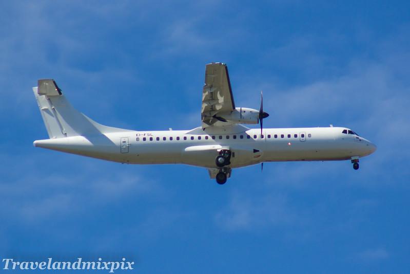 EI-FSL<br> Stobart Air<br> ATR 72-600<br> Glasgow Airport<br> 06/05/2017<br> <i>On an Aer Lingus Regional service</i>
