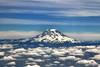 Mount Ranier Aerial enroute to Seattle