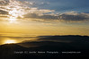 Aerial Bay Area Coastal Sunset