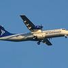 EI-SLJ<br> Air Contractors<br> ATR 72-201(F)<br> Glasgow Airport<br> 27/08/2014<br> <i>Operating a service on behalf of FedEx Express</i>