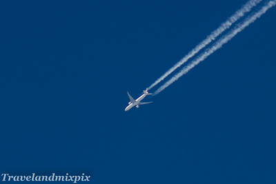 F-GSPA Air France Boeing 777-228(ER) 14/05/2017 On a service from Paris Charles de Gaulle to Toronto cruising at 36.000 feet