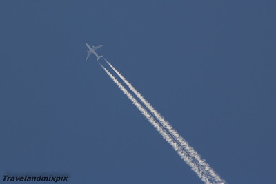 F-GZCD Air France Airbus A330-203 29/06/2015 On a service from Paris Charles de Gaulle to Nouakchott, Mauritania, passing over Torremolinos