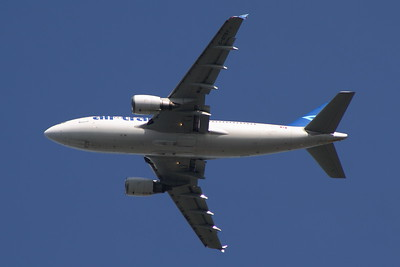 C-GTSY Air Transat  Airbus A310-304  Glasgow Airport 20/08/2014