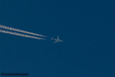I-DISU Alitalia Boeing 777-243(ER) 17/08/2016
