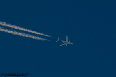 I-DISU Alitalia Boeing 767-243(ER) 17/08/2016
