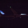 VP-BBR<br> Boeing B787-8 Dreamliner<br> AZAL Azerbaijan Airlines<br> Glasgow Airport<br> 28/07/2015<br> <i>Taken at ten past twelve at night, more for record than anything else. It was on a football charter to Glasgow Airport</i>