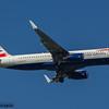 G-EUYX<br /> British Airways<br /> Airbus A320-232<br /> Glasgow Airport<br /> 23/08/2015