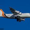 G-SMLA<br> Jota Aviation<br> British Aerospace Avro 146-200<br> Glasgow Airport<br> 27/04/2016<br> <i>Operating on behalf of BA Cityflyer</i>