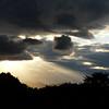 orage à Montségur