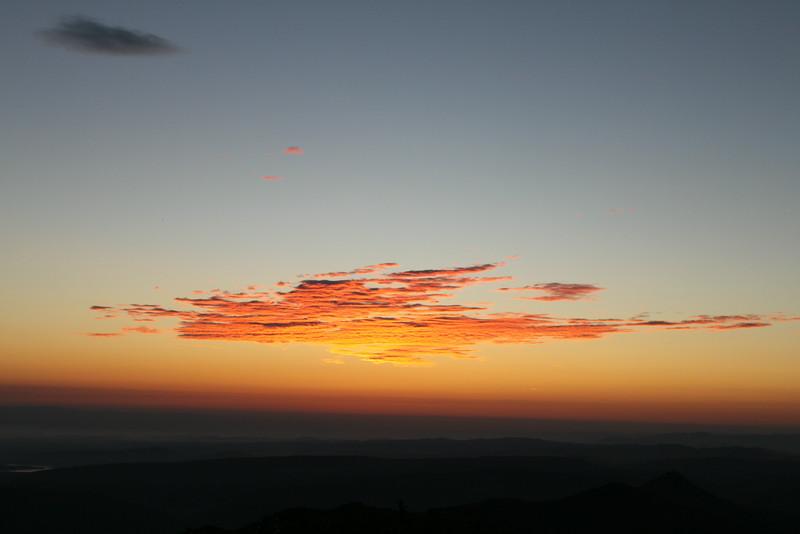 Avant le soleil...