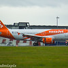 G-EZGD<br> EasyJet<br> Airbus A319-111<br> Glasgow Airport<br> 16/08/2017<br>
