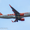 G-EZWL<br> EasyJet<br> Airbus A320-214<br> Glasgow Airport<br> 11/07/2017<br>