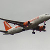 G-EZWP <br> EasyJet<br> Airbus A320-214<br> Glasgow Airport<br> 12/02/2017<br>