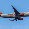 G-EZOE <br> EasyJet<br> Airbus A320-214<br> Glasgow Airport<br> 10/02/2017<br>