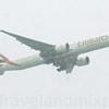 A6-EGT<br> Emirates Airways<br> Boeing 777-31H(ER)<br> Glasgow Airport<br> 07/02/2017<br>