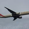 A6-EPK<br> Emirates Airways<br> Boeing 777-31H(ER)<br> Glasgow Airport<br> 06/02/2017<br>
