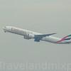 A6-ENR<br> Emirates Airways<br> Boeing 777-31H(ER)<br> Glasgow Airport<br> 27/01/2017<br>