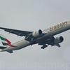 A6-EPR<br> Emirates Airways<br> Boeing 777-31H(ER)<br> Glasgow Airport<br> 08/02/2017<br>