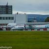 G-JECO<br /> Flybe<br /> de Havilland Canada DHC-8-402Q Dash 8<br /> Glasgow Airport<br /> 16/08/2017