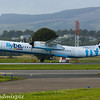G-ECOJ<br /> Flybe<br /> de Havilland Canada DHC-8-402Q Dash 8<br /> Glasgow Airport<br /> 26/07/2017