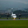 G-JECI<br> Flybe<br> de Havilland Canada DHC-8-402Q Dash 8<br> Glasgow Airport<br> 19/08/2016<br>