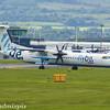 G-ECOD<br /> Flybe<br /> de Havilland Canada DHC-8-402Q Dash 8<br /> Glasgow Airport<br /> 24/06/2017