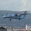 G-JECX<br /> Flybe<br /> de Havilland Canada DHC-8-402Q Dash 8<br /> Glasgow Airport<br /> 26/07/2017
