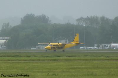 G-HEBS Britten-Norman BN-2B-26 Islander Hebridean Air Services Glasgow Airport 04/07/2015